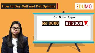 3. Call and Put Option in Options Trading – How to buy a call and put option
