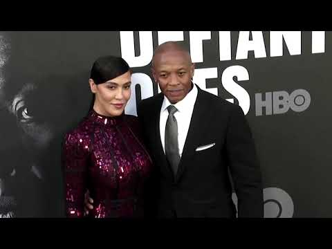 Rapper Dr. Dre says he's 'doing great' in hospital