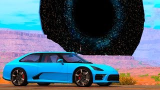 BeamNG Drive - THE BLACK HOLE