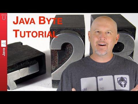 Java Byte Tutorial - 006