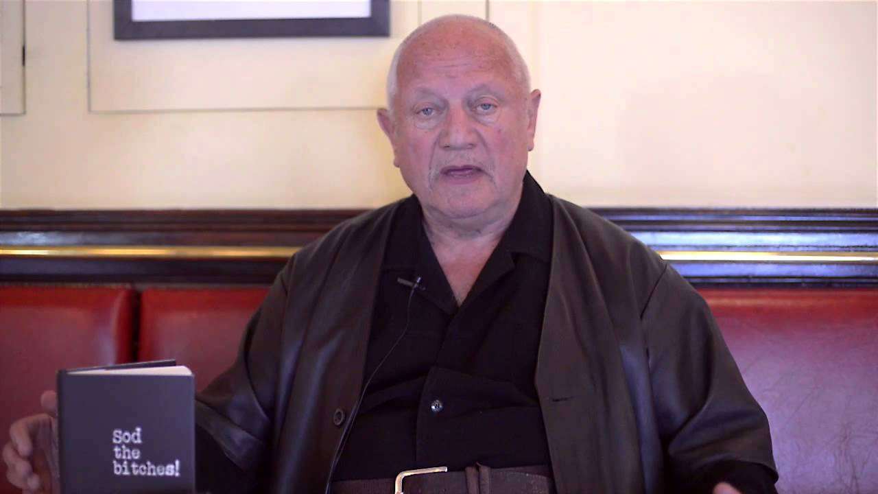 An Interview with Steven Berkoff