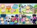 Mongo E Drongo Em 4 Epis dios Com Cartoon Network: Gumb