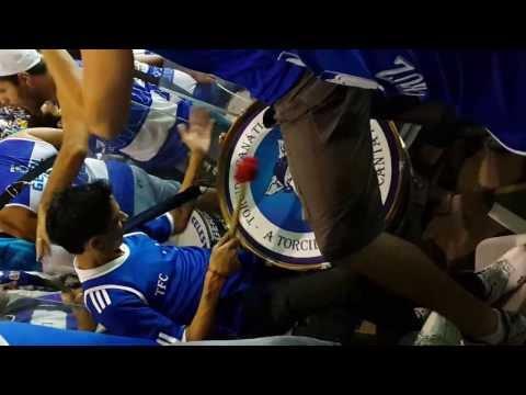 """TFC - Dalê Dalê Dalê Dalê Zero (c/ trompete) - 05/02/2014"" Barra: Torcida Fanáti-Cruz • Club: Cruzeiro"