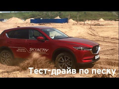 Kia  Sportage Паркетник класса J - тест-драйв 5