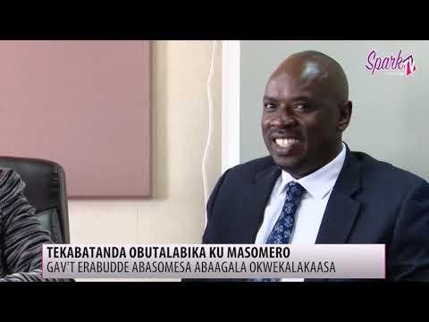 Abasomesa balabuddwa obutalowooza Ku kya kwediima