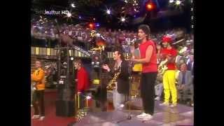 Geier Sturzflug - Bruttosozialprodukt (ZDF Hitparade 1983) HD