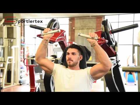 Fitness Handtuch Sportlertex S1 Handtuch für den Sport