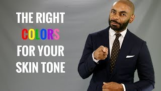 How To Wear The Right Colors For Your Skin Tone