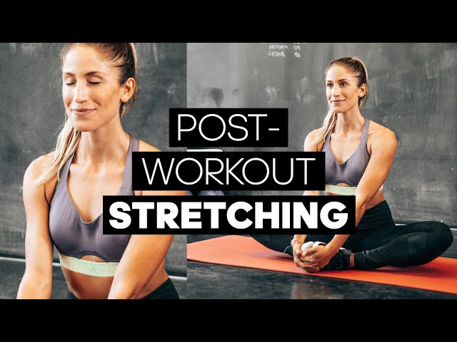 Post-Workout Stretching: Best Stretches to Relax the Muscles