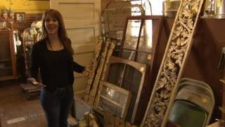 How To Decorate With Architectural Salvage   -  Large Items