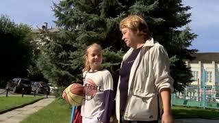 10-летняя звезда баскетбола