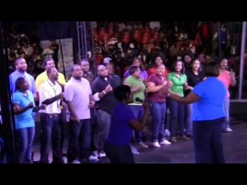 Colebro TV Special Presentation- Kevin Scott and IV at the Universoul Circus
