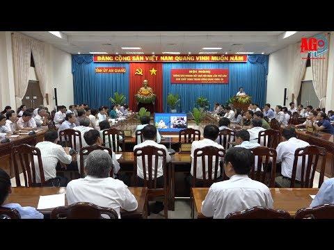 Báo cáo nhanh kết quả hội nghị lần thứ 6, Ban Chấp hành Trung ương Đảng khóa XII