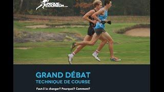 Vidéo : Grand débat sur la technique de course - Blaise Dubois