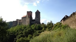 preview picture of video 'Hrad Hardegg - Burg Hardegg'