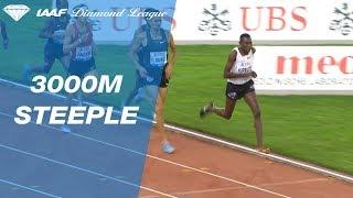 Kipruto Wins 2018 Diamond League 3000 Steeple Chase Final With One Shoe