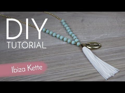 IBIZIA Kette - DIY Anleitung
