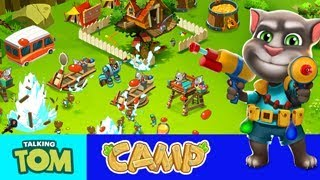 Talking Tom Camp - Fight like a Hero (Tutorial 1)