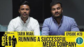 Running A Successful Media Company, Struggles Of Entrepreneurship, & More | CEOCAST #20