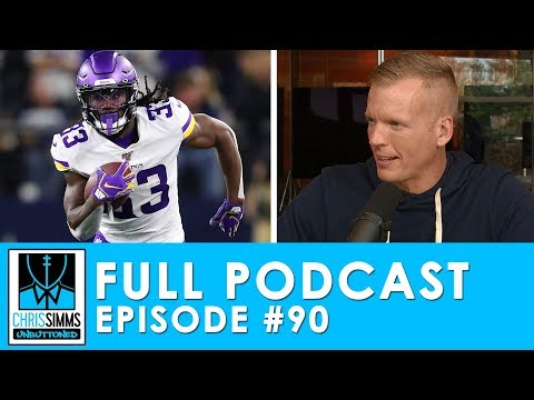 NFL Week 10 Review: Cook better than Zeke, McVay must change | Chris Simms Unbuttoned (Ep. 90 FULL)