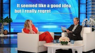 Ellen Plays an Unpredictable Game of