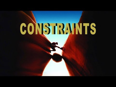 Filmmaking Creativity Hack № 8: CONSTRAINTS