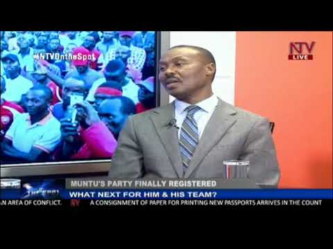 ON THE SPOT: What is Gen Mugisha Muntu's next political move?