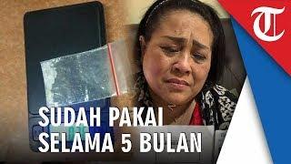 VIDEO: Beli Sabu 10 Kali dalam Waktu 3 Bulan, Nunung Mengaku Konsumsi untuk Tingkatkan Stamina