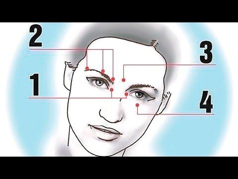 Глазное давление большой один глаз