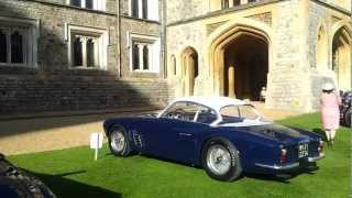 preview picture of video 'Windsor Castle Concour d'Elegance 2012 (6)'