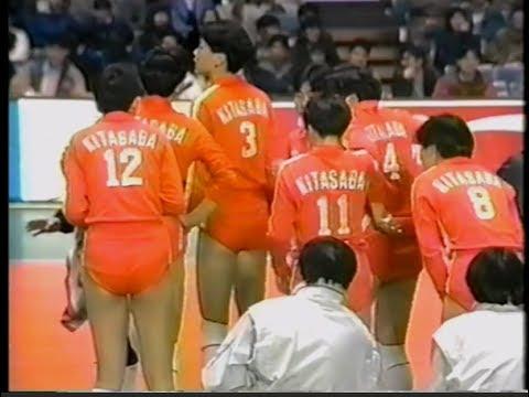 1994 春高バレー 国際滝井vs北嵯峨 終盤のみ