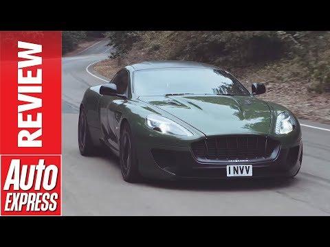 New 2018 Kahn Vengeance review – is this car worth £350k?   Steve Sutcliffe