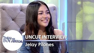 TWBA Uncut Interview: Jelay Pilones