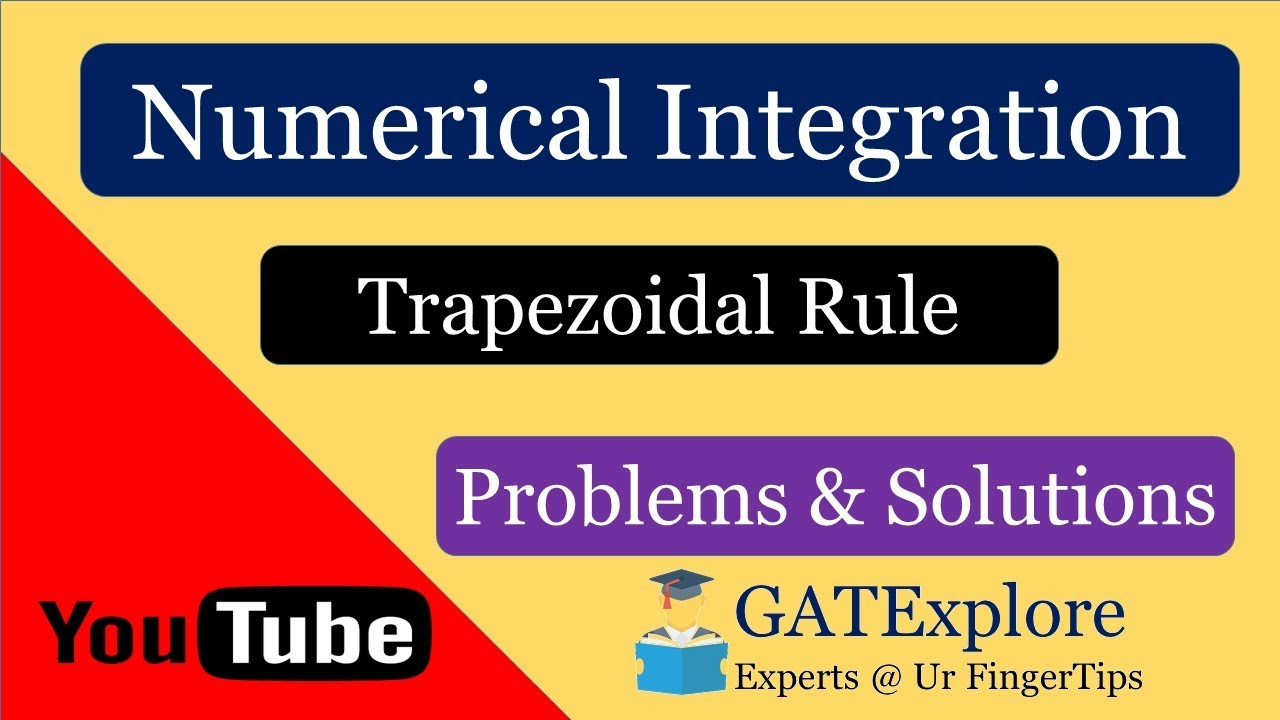 Trapezoidal Rule of Integration