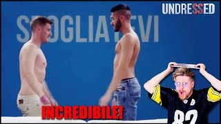 In questo video reagisco ad un NUOVO ed INCREDIBILE episodio di Undressed!  Instagram: https://instagram.com/riccardodose/ Instagram Jasmine: https://www.instagram.com/jaaztv/?hl=it Pagina Facebook: https://www.facebook.com/RiccardoDose94/ Twitter: https://twitter.com/riccardodose