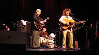Scotty Moore in Stockholm 2005 - thats alright mama