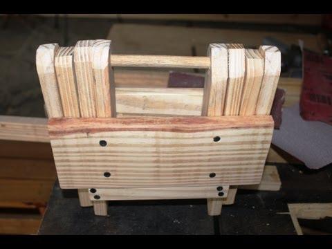 Butaco Plegable Folding Stool Preindustrial Craftsmanship