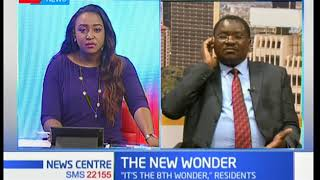 News Centre Interview - 23rd April 2017 - Why Kenya is splitting into two parts