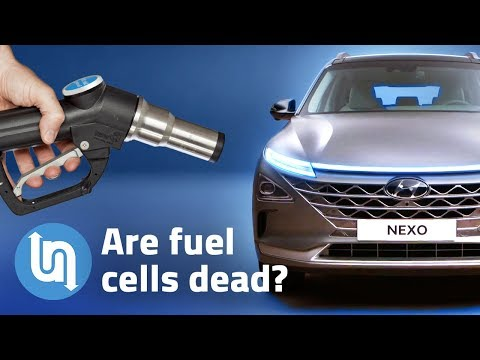 Kde jsou auta na palivové články?