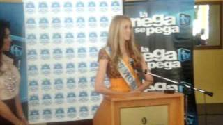 MISS WORLD 2008 IN PUERTO RICO