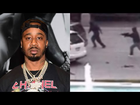 Rapper Benny The Butcher Reportedly 🔫 In Leg At Houston Walmart