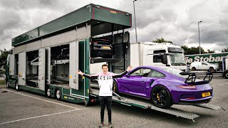 Transporting All Of Our Supercars To Monaco!