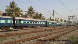 preview picture of video 'IRFCA AIRAVAT with 12472 Swaraj Express'