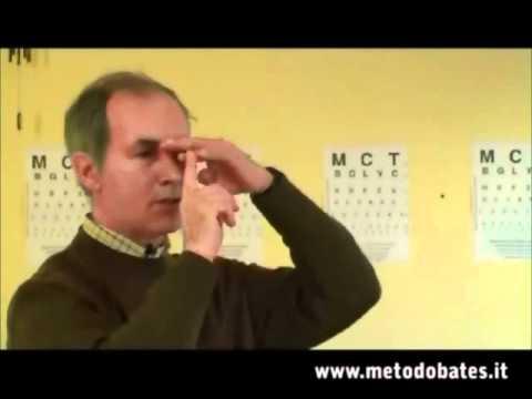 METODO BATES PARTE 1 DE 2