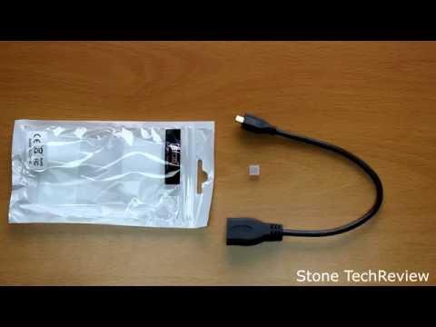 Amazon Produkttester Unboxing Iglatt Adapterkabel micro hdmi auf hdmi kabel 1080P 3D 4k typ d