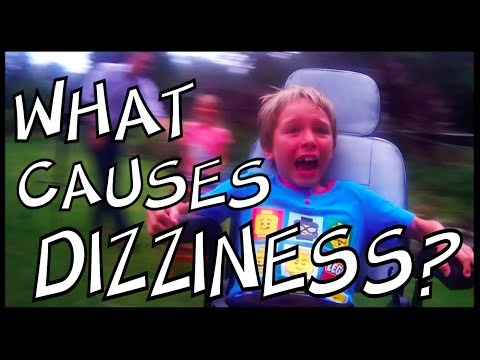 Why do you get dizzy – The Spin Chair | Make Science Fun
