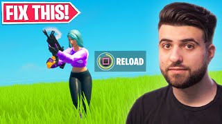 So there's an INSTANT Reload Glitch.. (EPIC FIX THIS!) - Fortnite Season 3