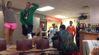 Hypnotist - Union College Homecoming