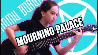 Dimmu Borgir - Mourning Palace (Guitar Cover) - Alex Kirov