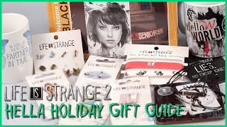 Hella Holidays Gift Guide - Life is Strange